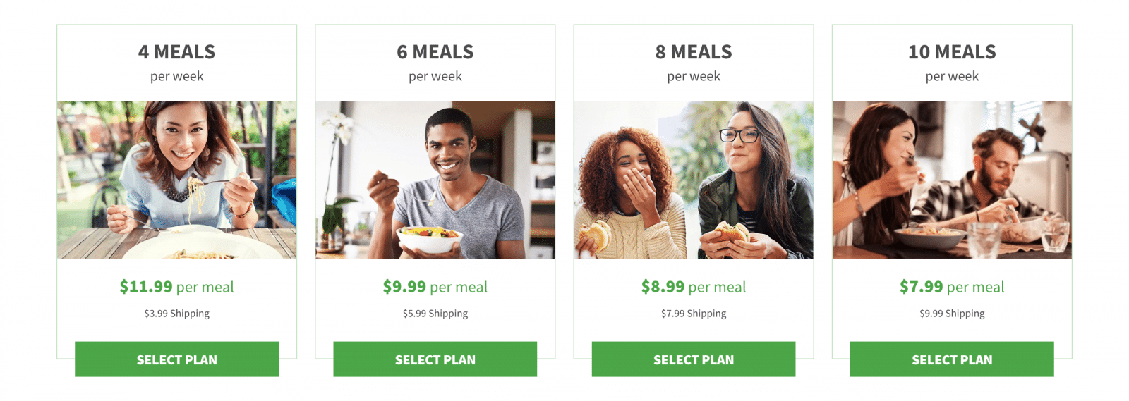 GoReadyMade Meal Plans