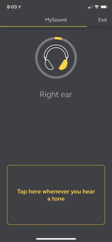 MySound Sound Test - Jabra Sound+ App