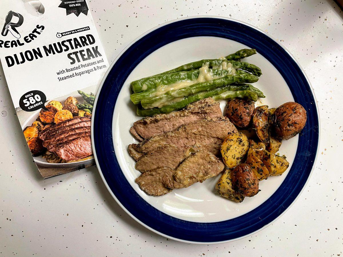 Dijon Mustard Steak – RealEats